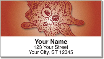 Amoeba Address Labels