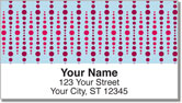 Dotted Line Address Labels