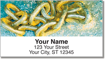 Unchained Address Labels