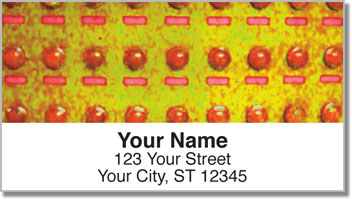 Panel Board Address Labels
