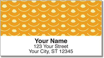 Overlap Pattern Address Labels