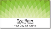 Diamond Leaf Address Labels