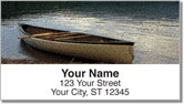 Canoe Address Labels