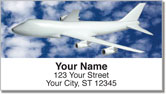 Friendly Sky Address Labels