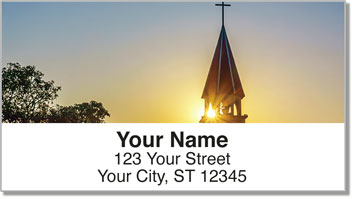 House of Prayer Address Labels