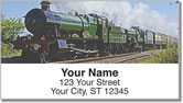Rail Yard Address Labels
