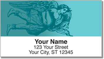 Classic Angel Address Labels