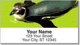 Water Fowl Address Labels