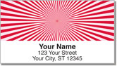 Starburst Address Labels