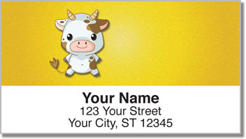 Farm Baby Address Labels