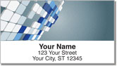 3D Blocks Address Labels