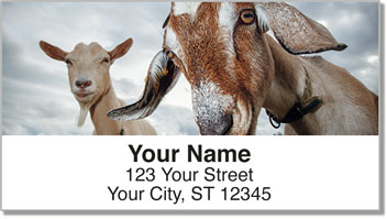 Goat Address Labels