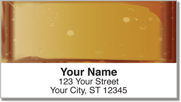 Vintage Spot Address Labels