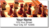 Chess Address Labels