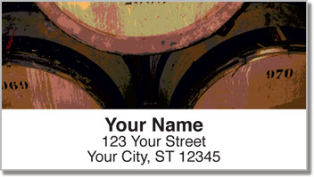Winery Address Labels