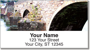 Bridges of Scotland Address Labels