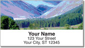 Scenic Scotland Address Labels