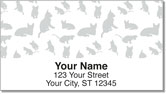 Cat Wallpaper Address Labels