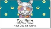 Cool Cat Address Labels