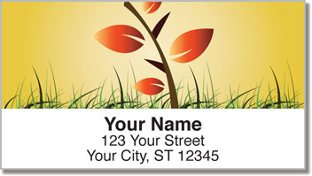 Seedling Address Labels