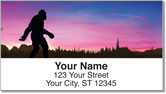 Bigfoot Address Labels