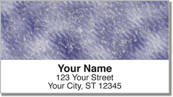 Cool Liquid Address Labels