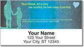 God's Love Address Labels