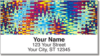 Zigzag Address Labels
