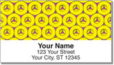 Super Circle Address Labels