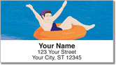 Tubing Address Labels