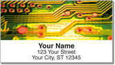 Motherboard Address Labels