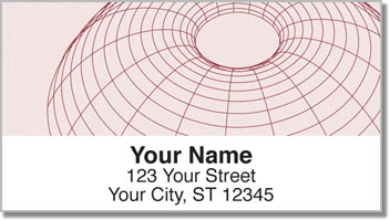 Wireframe Address Labels