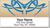 Back Tattoo Address Labels