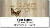 Country Comfort Address Labels