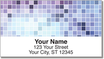 Digital Mosaic Address Labels