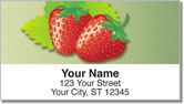 Berrylicious Address Labels