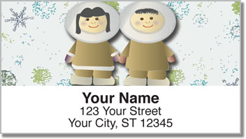 Eskimo Address Labels