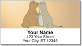 Prairie Dog Address Labels