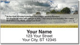 Psalm 18 Address Labels