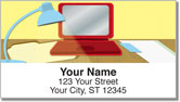 Around the Office Address Labels