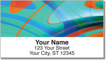 Vibrancy Address Labels