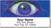 Eyes for Art Address Labels