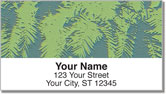 Evergreen Emboss Address Labels