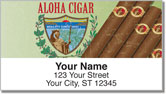 Cigar Address Labels