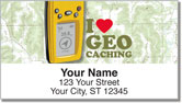 Geocaching Address Labels