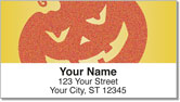 Happy Halloween Address Labels