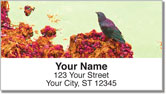 Sitting Crow Address Labels