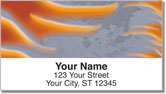 Pyromaniac Address Labels