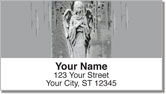 Stone Angel Address Labels
