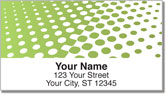 Halftone Address Labels